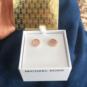 Brand new Micheal joes stud earrings